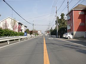 市道の切削オーバーレイ工事